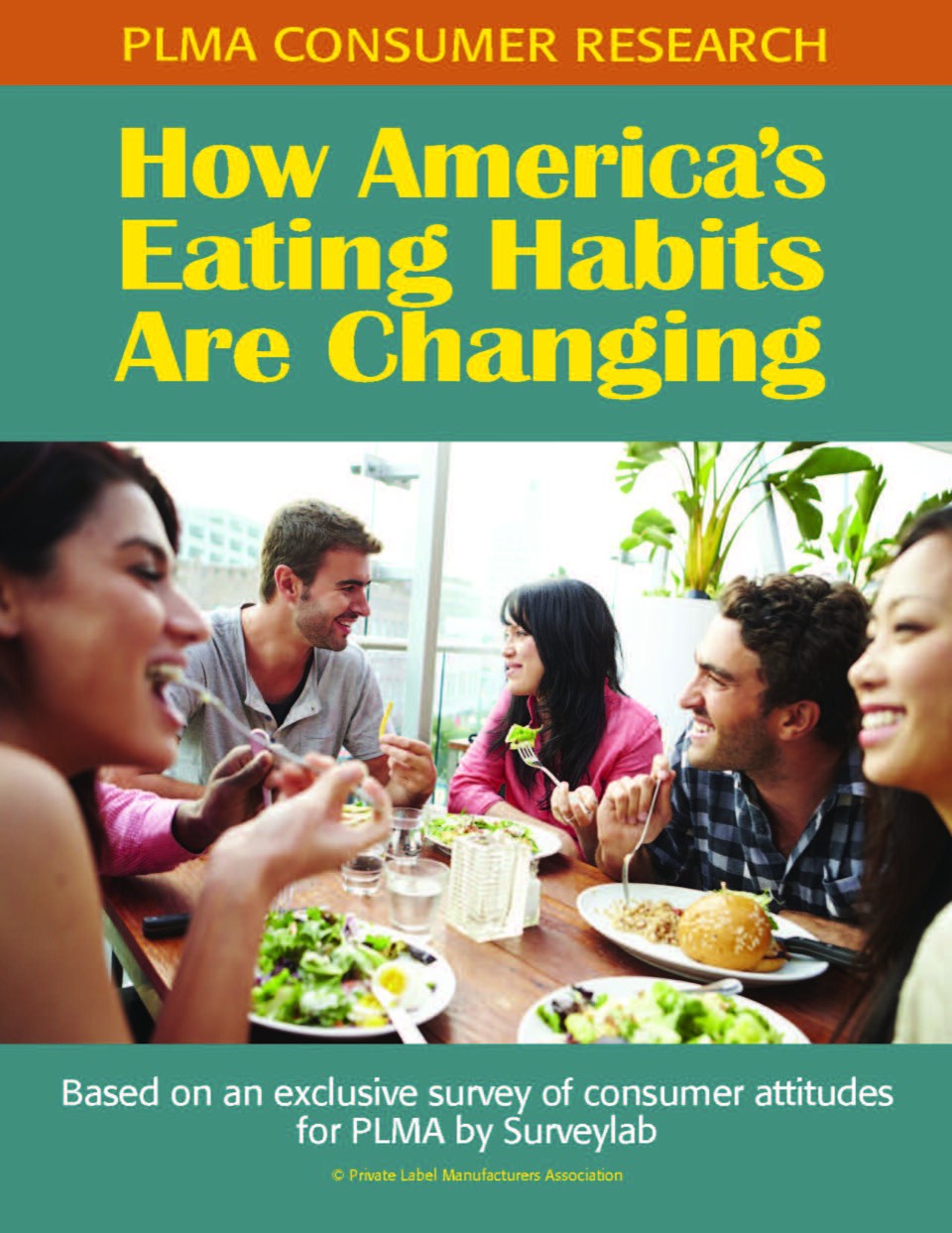 How Americas Eating Habits Are Changing